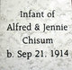 Profile photo:  Infant Chisum