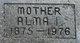 Alma Iown <I>Douglas</I> Knowllton