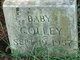 Profile photo:  (baby) Colley