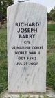 Profile photo:  Richard Joseph Barry