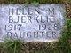 Helen M. Bjerklie