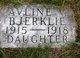 Alvine V. Bjerklie