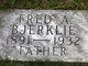 Fred A. Bjerklie