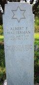 Profile photo:  Albert Fred Hauserman