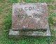 Profile photo:  A. J. Condie