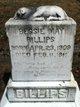 Bessie May Billips