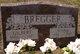 """Jeanna """"Jennie"""" <I>Pearson</I> Bregger"""