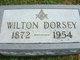 Wilton Dorsey