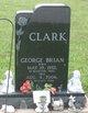 Profile photo:  George Brian Clark