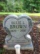 Profile photo:  Ollie L Brown