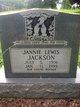 Jannie Lewis Jackson