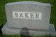 Harry E Baker