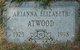 Arianna Elizabeth Atwood