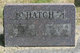 Milton Henry Hatch