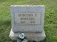 Dorothy Elizabeth Rodgers
