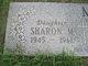 Sharon Marie Markos