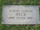 Joseph Conrad Heck