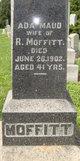 Profile photo:  Ada Maud Moffitt