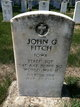 Sgt John Gilmore Fitch