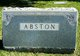 Fred Abston, Sr