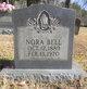 Nora <I>Scarborough</I> Bell