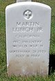 PFC Martin Lubich, Jr