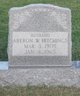 Profile photo:  Aberon Wade Hitchings, Sr