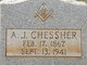 Profile photo:  A J Chessher
