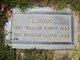 """William Lloyd """"Lucky"""" Logan"""