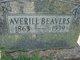 Averill Beavers