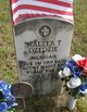 Profile photo: Sgt Walter T Dzedzie