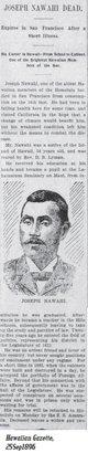 Joseph Kahoʻoluhi Nāwahī