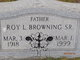 Roy Lyles Browning