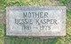 Bessie <I>Skala</I> Kasper
