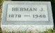 Profile photo:  Herman J Eldering, Sr