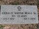 Gerald Wayne Beall, Sr