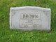 Profile photo:  Mary E <I>Rouse</I> Brown