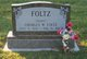 "Profile photo:  Charles William ""Sonny"" Foltz"