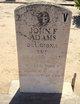 John Forney Adams