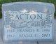 Francis Ray Acton