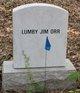 "Lumby Jim ""Lumbee"" Orr"