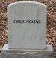 Cyrus Pickens