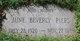 June Beverly <I>Adler</I> Piers