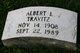 Albert E Travitz