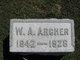 William Andrew Archer
