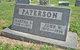 """Martha Simpson """"Mattie"""" <I>Martin</I> Paterson"""