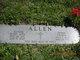 Mary A. <I>Cross</I> Allen