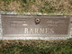 """Thomas O """"Tom"""" Barnes"""
