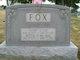 Nettie Virginia <I>Bragunier</I> Fox