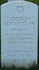 Addison Adolph Schantz, Jr.
